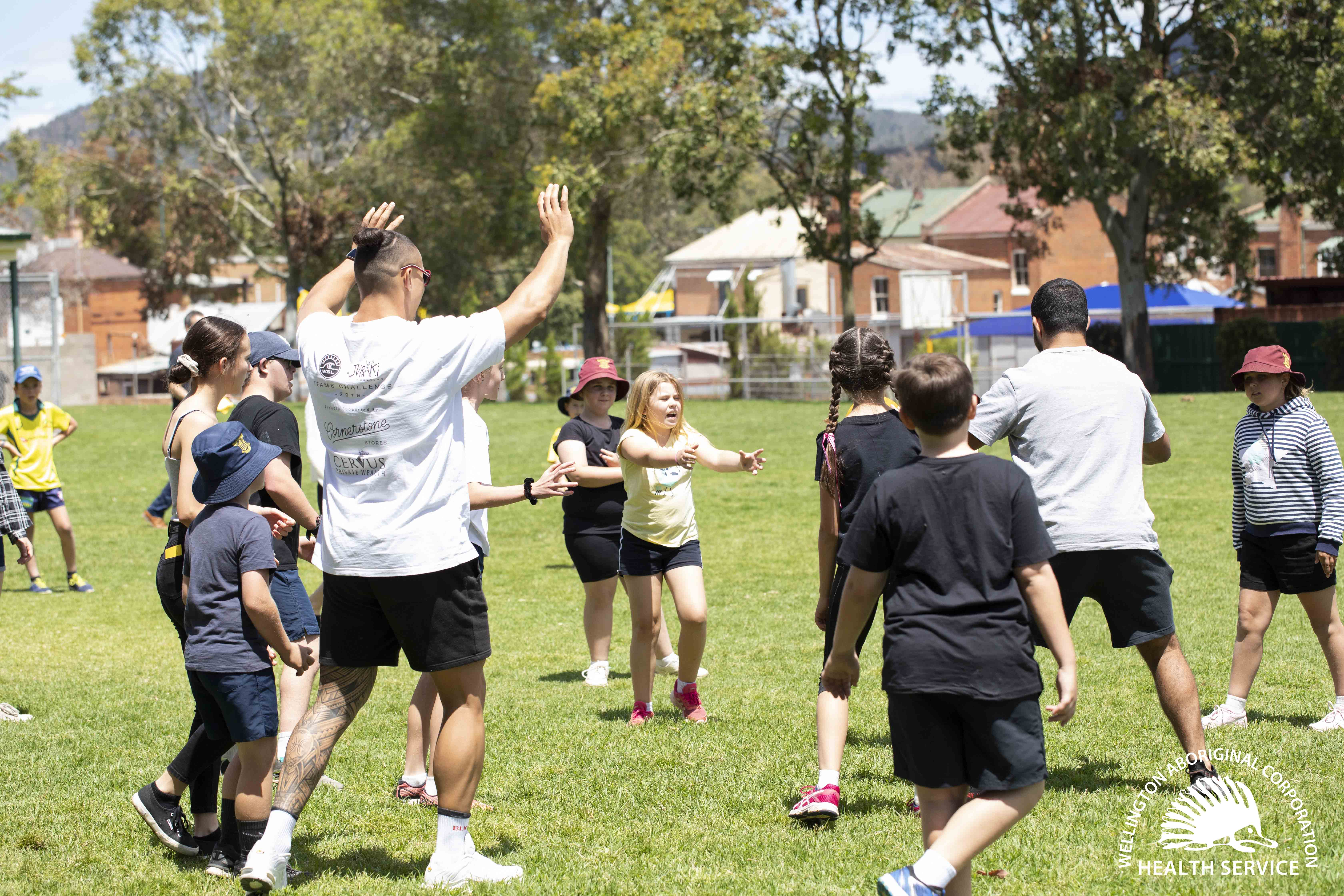 WACHS - Quit B Fit at St Marys Catholic School
